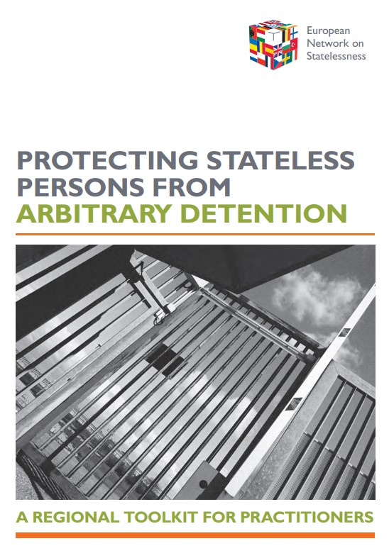 ENS Detention toolkit - report cover