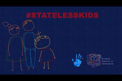 #StatelessKids - No child should be stateless