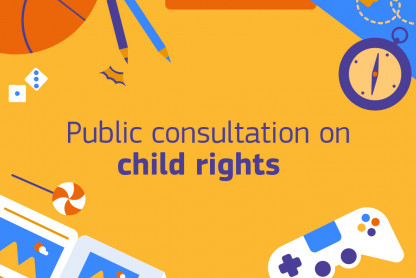 Public consultation on child rights