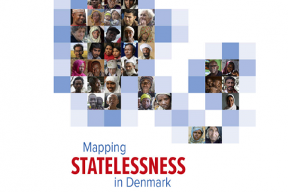 UNHCR Denmark mapping study report cover