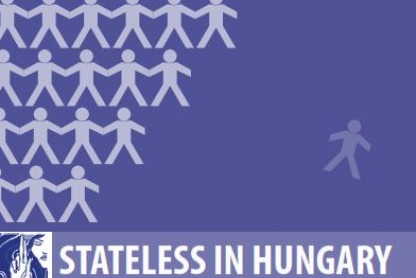 Stateless in Hungary report cover
