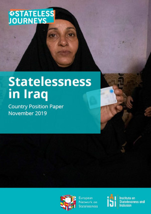 Country position paper: Statelessness in Iraq